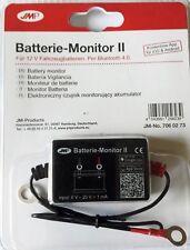JMP Battery Monitor - Intelligent Hobby Caravan Battery Monitoring