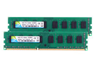 8 GB 8GB 2x 4GB DDR3 1600Mhz PC3-12800 DIMM RAM Duomeiqi Desktop Memory For AMD