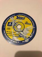 😍 jeu playstation 1 ps1 psx ps2 ps3 loose cd pal asterix la bataille des gaules