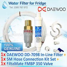 DAEWOO DD-7098 + FiltaMate FMBP 350 + 5M 1/4 inch Hose Connection Kit