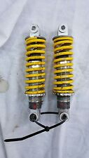 kymco super 8 foru rear suspension shocks mobility scooter spare parts