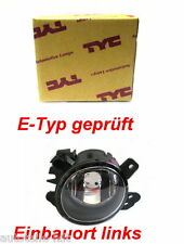 TYC Nebelscheinwerfer links neu MERCEDES-BENZ W169 W204 S204 SMART FORTWO 1.0