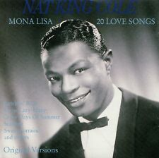 NAT KING COLE : MONA LISA - 20 LOVE SONGS / CD