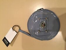 Marc by Marc Jacobs Totally Turnlock Patent Change Purse/KeyRing 100% Authentic