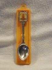 Flintstones Australia's Wonderland Fred Flintstone Silverplated Souvenir Spoon