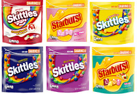 Assorted Chewy Candy Sharing Size $9.87 FREE SHIPPING