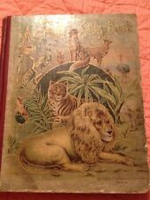 The Animal Story Book 1898 Maud Howe Lothrop Publishing Very Vintage