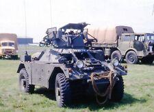 BRITISH ARMY Ferret armoured car A4   Photo Print