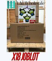 WHOLESALE joblot RRP £234 DISNEY PIXAR Toy story squirting aliens x18 NEW.,,