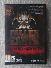 PC Game ~ Fallen Earth Blood Sports ~ Neuf & Scellé