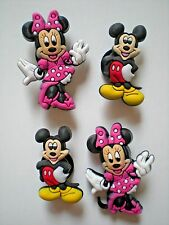 CLOG CHARM BUTTON FOR ACCESSORIES SANDAL MICKEY MOUSE FOR BRACELET