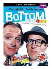 BOTTOM - SERIES 1 - 3 (Mayall & Edmondson) 3 Disc Dutch DVD (English Language)