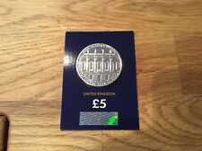 More details for royal mint 2018 royal academy of arts mint and sealed bu £5  rare