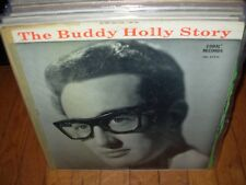 BUDDY HOLLY the story ( rock ) coral 57279 - 2nd press -