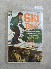 1965 Ski Party Color Comic Book with Frankie Avalon