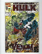 Incredible Hulk Vs Venom #1 comic 9.4 NM     2 COPY'S super hero Rare