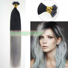 Nano Beads Nano Ring Tip Hair Extensions Double Drawn Remy Human Hair 7A 1Gram/s