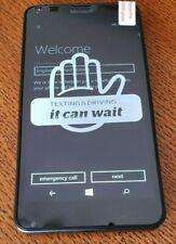 Microsoft Lumia 640 - 8GB - Black (AT&T) Smartphone
