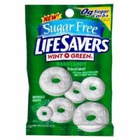 Wint O Green Sugar Free Life Savers