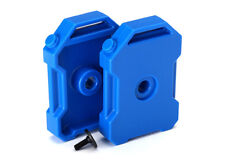 Traxxas Trx-4 Chassis 8022r Fuel Canisters (blue) (2)