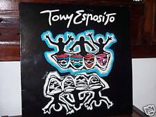 """TONY ESPOSITO """"Tony Esposito"""" 12"""" LP"""