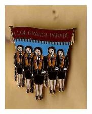 llol ladies loyal orange lodge Enamel badge loyalist ulster scots orange order