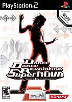 Dance Dance Revolution SuperNova for Playstation 2