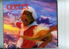 Cinefex #84 How the Grinch Stole Christmas Red Planet Mbx62