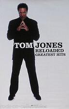 Tom Jones 2003 Reloaded: Greatest Hits Original Promo Poster