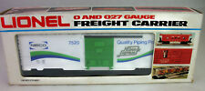 LIONEL 7520 RARE UNCATALOGED NIBCO BOX CAR AVAILABLE TO PLUMBING CUSTOMERS ONLY!