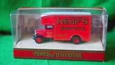 Matchbox Morris Diecast Vans