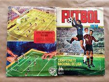 Álbum Campeonatos Nacionales De Fútbol 1973-1974 Ruiz Romero