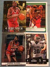 (17) Duquesne Dukes Sports Cards! Norm Nixon- Mike James- Hocker