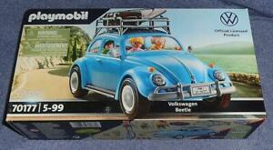 Playmobil Volkswagen VW Beetle, #70177, New and Sealed, Free Shipping