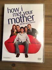 Cofanetto Dvd How I Met Your Mother - Alla Fine Arriva Mamma Stagione 1