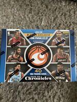 🔥2019-20 Panini Chronicles Basketball Blaster ZION JA ROOKIE Prizm Mosaic 40