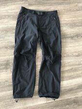 Columbia Titanium Omni Mens Softshell Pants Mens Large Black Lightweight