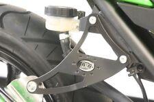 Kawasaki ZX250 Ninja 250R 2011 R&G Racing Exhaust Hanger EH0037BK Black