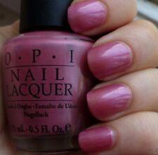 Opi Nail Polish Lacquer ~Not So Bora-Bora-Ing Pink Nl S45~ Pearly Pink Shade