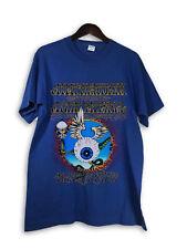 Vintage 1980's Jimi Hendrix Fillmore Winterland John Mayall T-Shirt Reprint