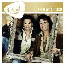 CD Album Cordalis Das Leben ist schön (Weisser Anzug) da Music