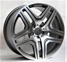 "22'' wheels for Mercedes G-Wagon G500 G550 G55 G63 22x9"" 1 PIECE"