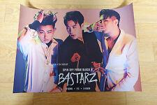 Block B - Bastarz Mini Album Vol. 1 *Official POSTER* KPOP
