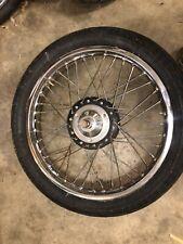 73 -76 kawasaki h1 500 kh 500 h2 750 z1 900 front wheel,41034-021-21