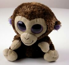 Ty Boo Coconut the Monkey 6 inches high