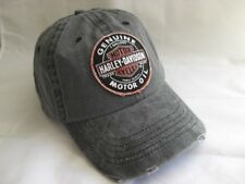 Harley Davidson Genuine Oil Patch Baseball Cap Casquette bonnet 99411-16vm