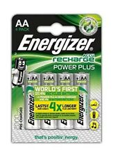 Energizer AA Recharge Power Plus Rechargeable Batteries