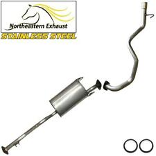 Stainless Steel Exhaust System Kit fits: 1996-2000 Toyota 4Runner 3.4L