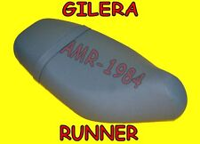 ASIENTO LARGO PIAGGIO GILERA CORREDOR 50-125 1997-2002 NEGRO ORIGINAL CM005501