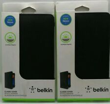 Belkin Black Nexus 7 Classic Cover New in Package LOT OF 2 Covers